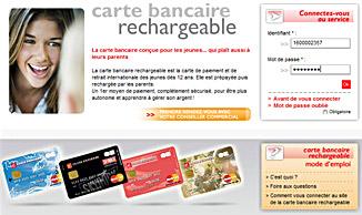 carte rechargeable caisse d epargne Carte : Caisse D'épargne Carte Rechargeable
